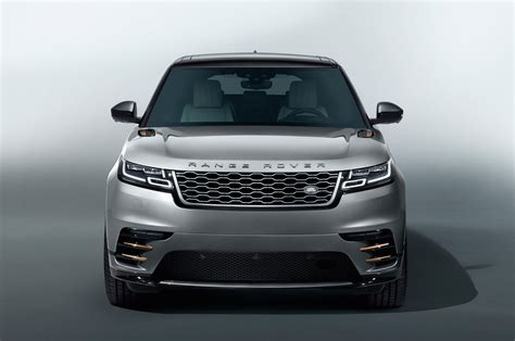 first range rover 2018 land rover range rover velar first look