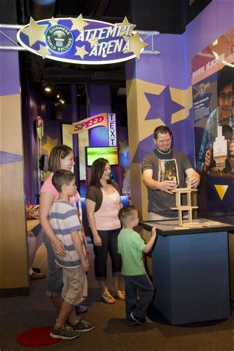 San Antonio Records My Boys Loved It Review Of Guinness World Records Museum