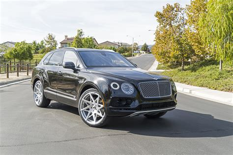 bentley bentayga truck bentley bentayga on forgiato wheels is fit for 2 chainz
