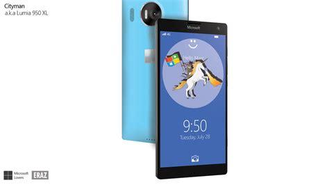 Microsoft Lumia Cityman microsoft cityman lumia 950 xl is here with windows 10