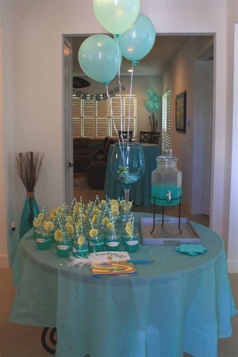 baby shower cocktail ideas blue punch and ideas baby showers on