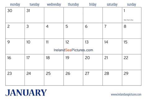Calendar 2017 And 2018 Ireland Ireland Calendar 2017 Calendar 2017