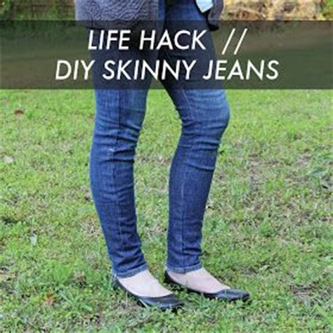 bye bye skinny jeans a stylist reader on the trials of we can make anything life hack diy skinny jeans diy