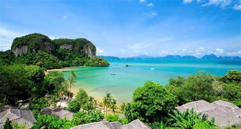 paradise koh yao resort phang nga bay  phuket  krabi