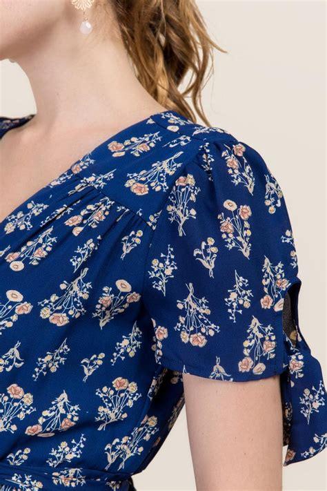 Maxi Yasmin yasmin floral maxi wrap dress s