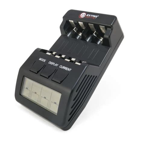 Bm100 Black by зарядное устройство Aa Aaa Extradigital Bm100 Black