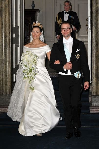 hochzeitskleid prinzessin victoria major european royal weddings from the last ten years