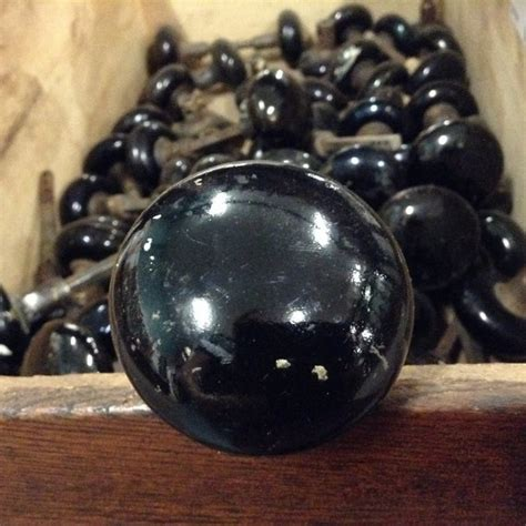 Black Porcelain Door Knobs by Black Porcelain Door Knobs Set
