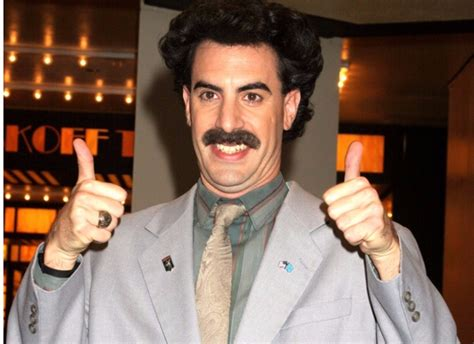 Borat A by Sacha Baron Cohen Offers To Pay Of Arrested Tourists