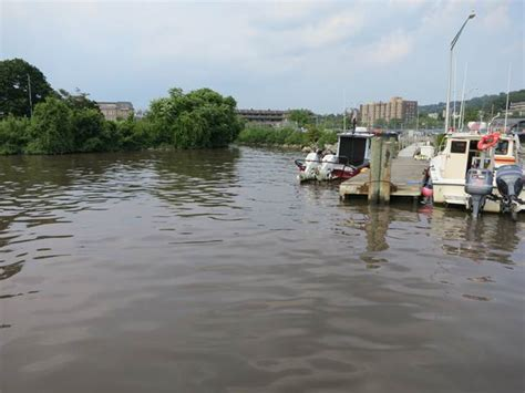 boat launch yonkers ny westchester sewage release riverkeeper