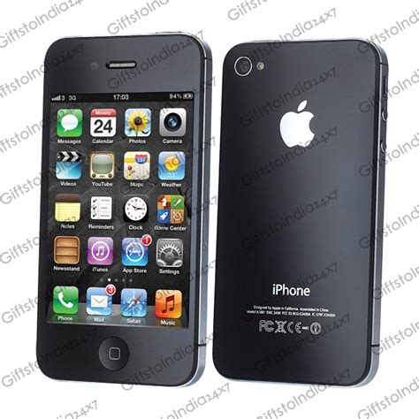 apple iphone 4s send apple iphone 4s to india gifts to india send apple