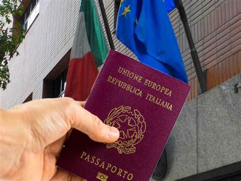 consolato italiano a belo horizonte descendientes logran ciudadan 237 a italiana por demora de