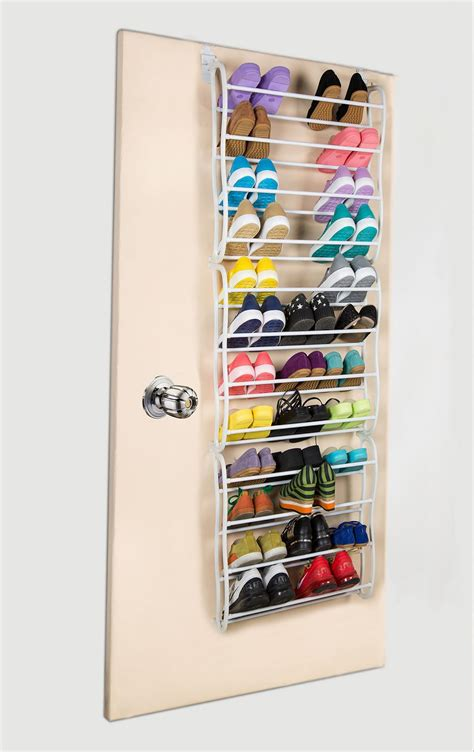 door hanging shoe rack 36 pair over the door hanging shoe rack 12 tier shoe rack