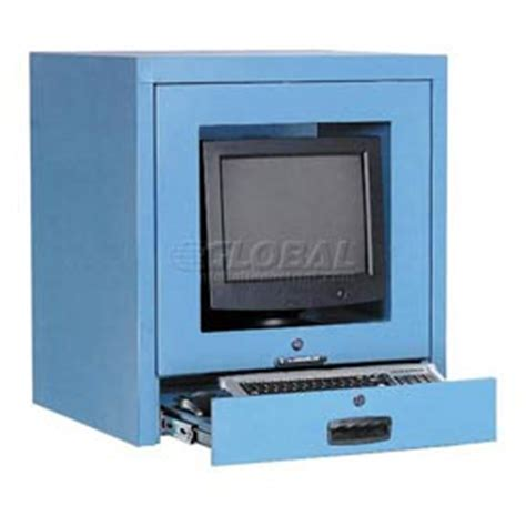 Secure Countertop To Cabinet by Computer Furniture Computer Cabinets Counter Top Crt