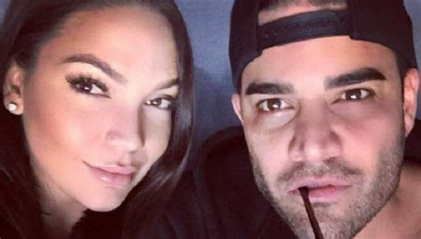 jessica parido mike shouhed engaged who are jessica parido mike shouhed dating right now