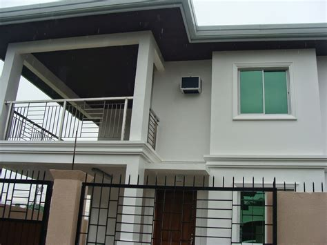 simple two storey house design in the philippines simple two story house plans philippines