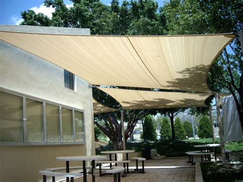 backyard sail shades shade sails diy donttouchthespikes com