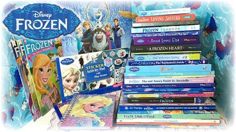 Mainan Edukasi Disney Frozen Cool Colouring Book disney frozen novels coloring books stickers magazines update