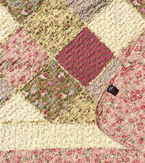 Quilt Throw by Handcrafted Quilts Throws