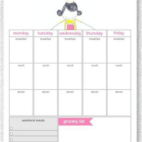 free printable weekly diet calendar monthly meal calendar printable new calendar template site