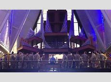 US Airforce Academy Cadet Chapel - Organ Demo 10-30-12 ... Usafa