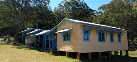 eco cabin callicoma eco cabin mount royal lake st clair