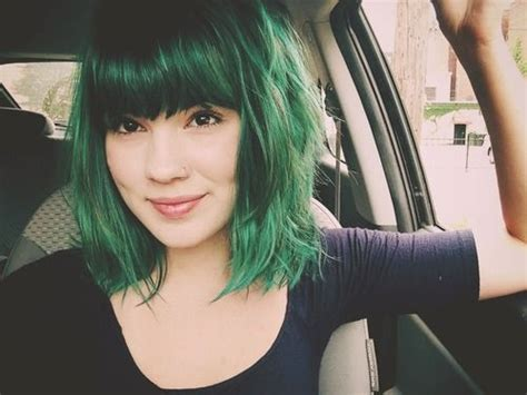Manic Panic Lified Nyc Hair Colouring Enchanted Forest diy hair 10 green hair color ideas bellatory
