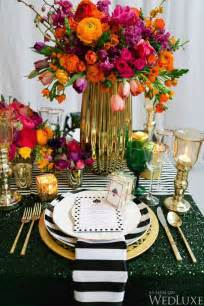 floral decor 25 best ideas about colorful centerpieces on pinterest table decorations spring flower