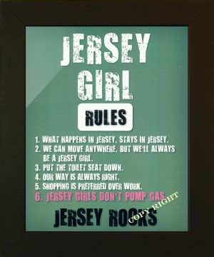 jersey girl quotes quotesgram