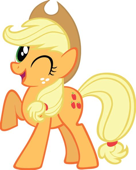imagenes de apple jack de my little pony my little pony gif animado gifs animados my little pony