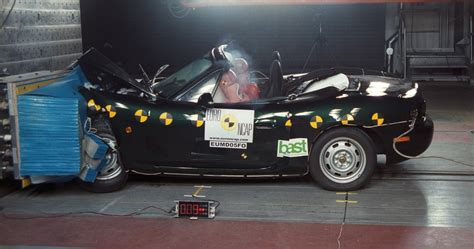 mazda mx 5 1999 2009 crash test results ancap