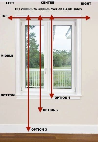 How To Measure For Drapes Measuring Guide Blinds Amp Curtains Mtc The London