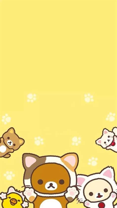 rilakkuma iphone wallpaper rilakkuma wallpaper gzsihai com