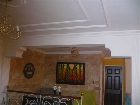 cenefas techo molduras decorativas para techo rosetones para lara