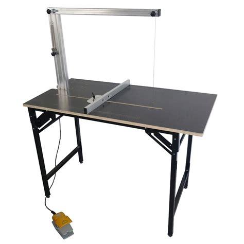 wire foam cutter table styrofoam cutter hws table polystyrene cutting device