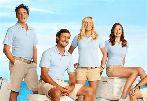 charter boat reality show below deck bravo s reality show aboard a yacht the
