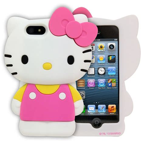 Hello Silicone For Iphone 55s hello hello large silicone for iphone 5 5s se dr oz products and cases