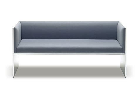 narrow profile sofa air frame 3003 slim sofa by ixc air frame 30031 air frame