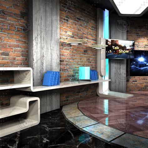 virtual home design studio maya virtual set talkshows studio virtual sets