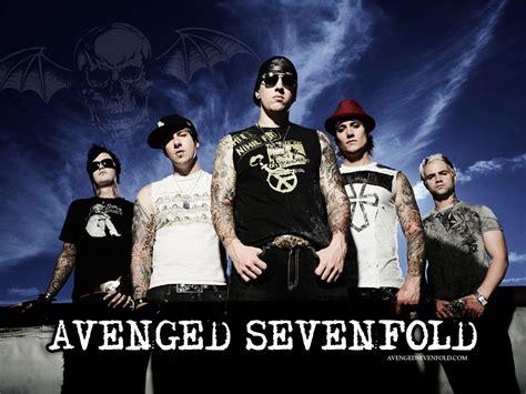 Avenged Sevenfold La Mejor Banda De Metal De La Historia Avenged Sevenfold