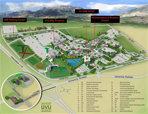 uvu map random news make do with what you ve got uvu space for students