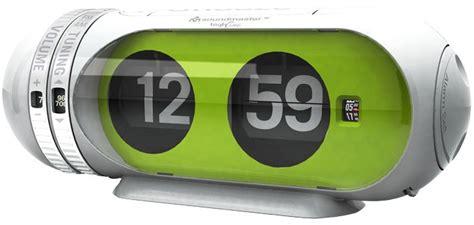 design radiowecker design flip flop radiowecker einschlaffunktion gr 252 n ebay
