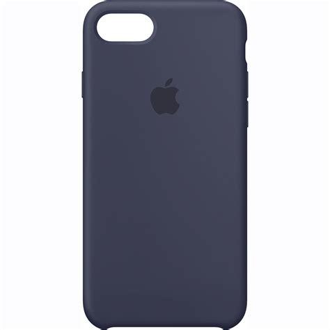 Silicone Iphone 7 47inch Blue Original apple iphone 7 silicone midnight blue mmwk2zm a b h