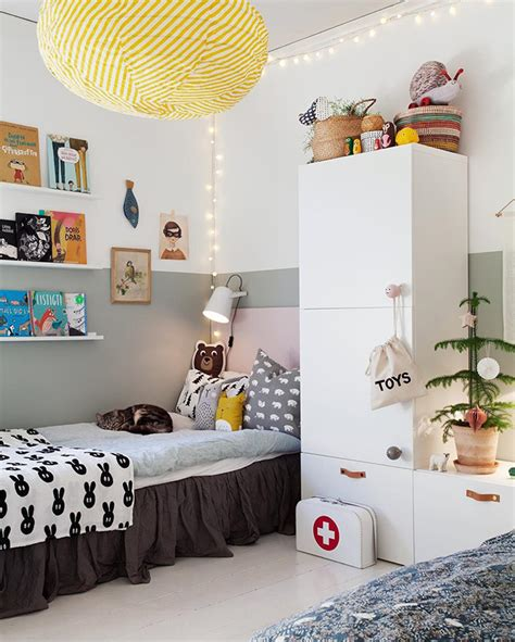 the sweetest girl s nordic room from instagram petit small colourful nordic inspiration on the bloggaibagis