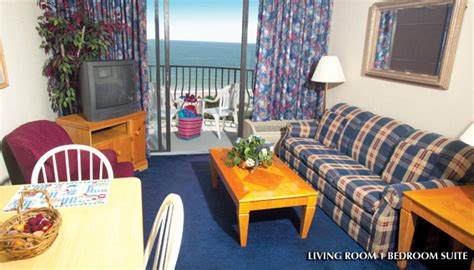 rooms at myrtle sc palms resort myrtle oceanfront resort with spacious
