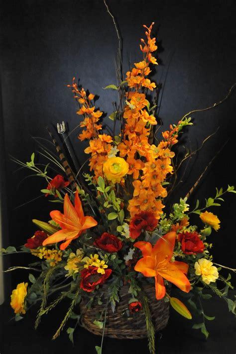 Foyer Pedestal Table Best 25 Silk Floral Arrangements Ideas On Pinterest