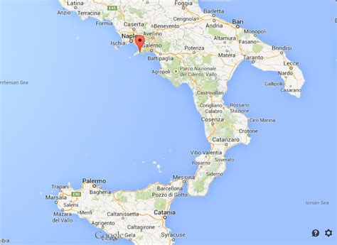 positano italy map southern italy map positano images