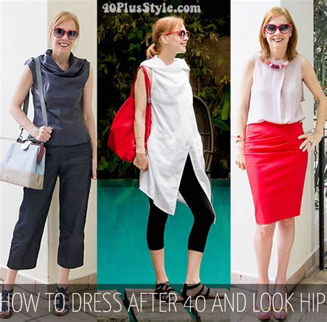 Dressing Style At The Age Of 44 For Ladies | how to dress after 40 and still look hip some dressing