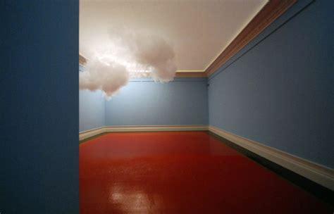 made cloud in room floating cloud installation by berndnaut smilde