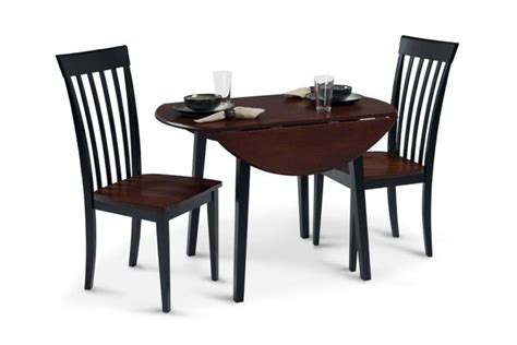 bobs dining room sets branson drop leaf 3 piece set dining room sets dining